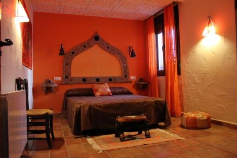 Dormitorio Arabe 029 Matrimonio