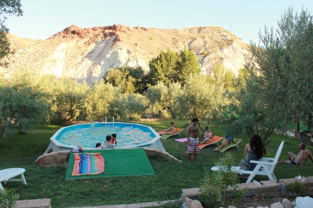 Tardes de berrea en cazorla ruralcazorla - La casa de la piscina cazorla ...