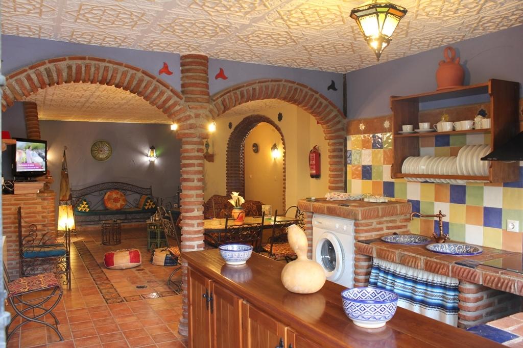 Casa nazar hinojares gu a de ja n for Decoracion casa estilo andaluz