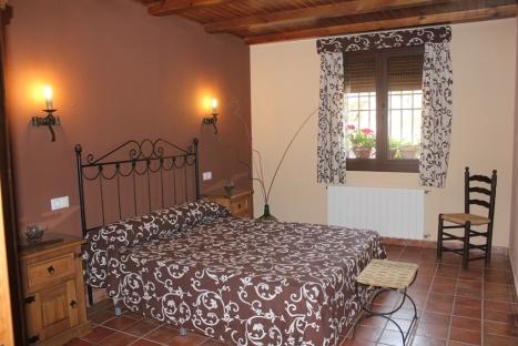 Dormitorio marron