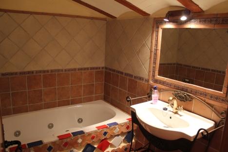 Baño bañera hidromasaje normal