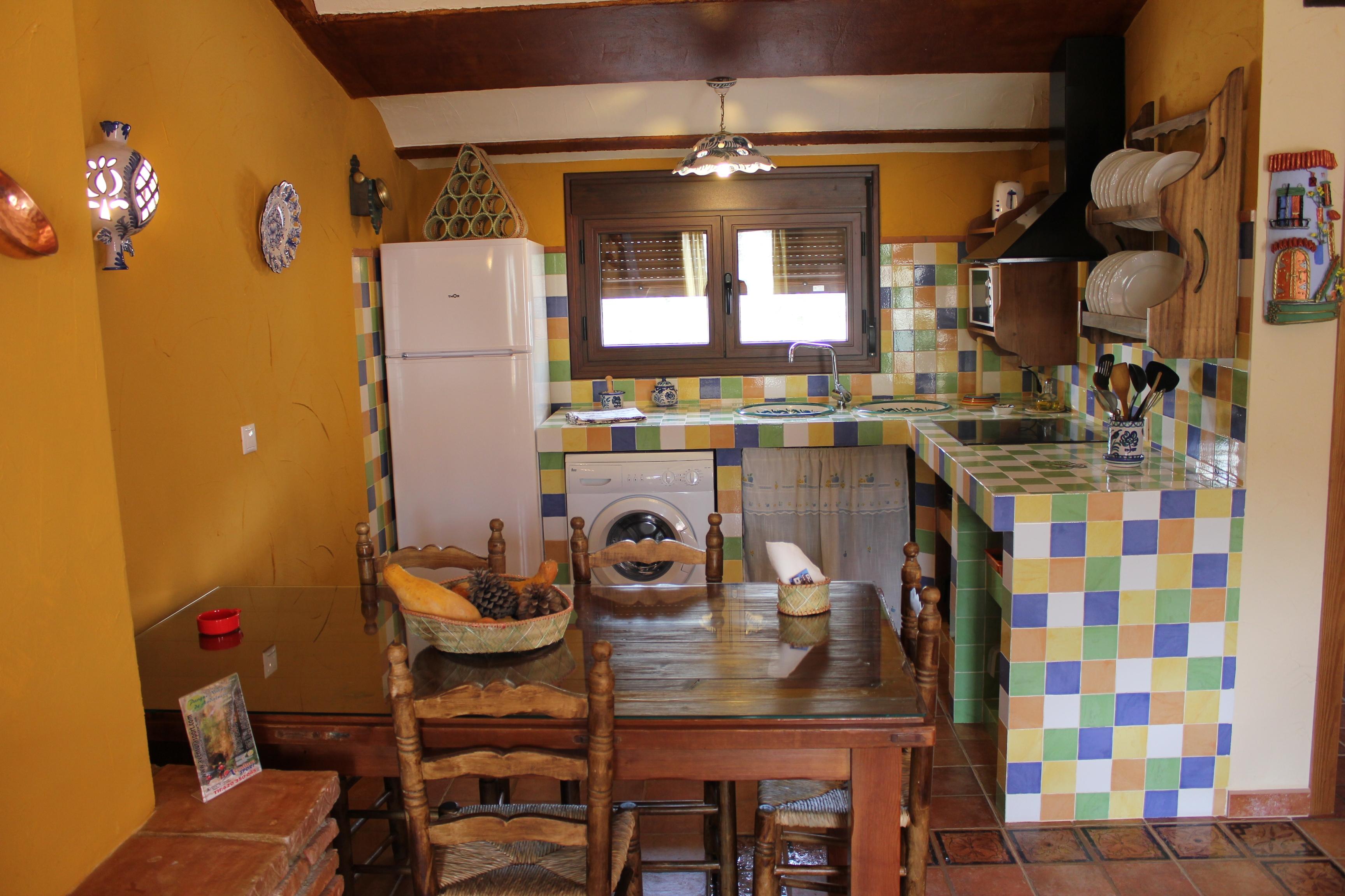 Casa la alacena hinojares sierra de cazorla ruralcazorla for La cocina en casa