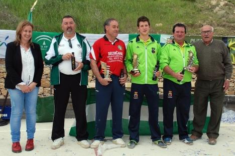 Podium-1ª-Masculina-V-Trofeo-Parque-Natural-CAZORLA 2013