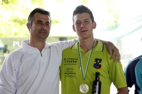 Jaime martínez campeonato andalucia bolo andaluz montaña CHILLUEVAR 2013