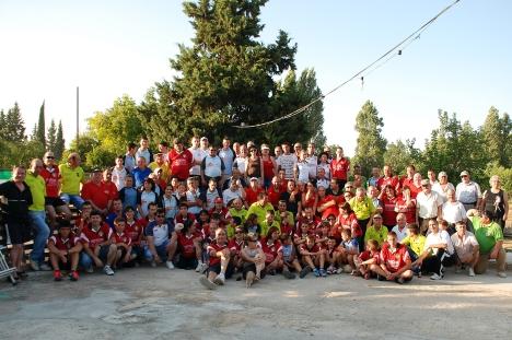 Campeonato España bolo andaluz montaña 2013 MOGÓN