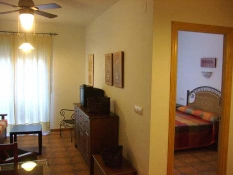 cazorla2 Salón - dormitorio