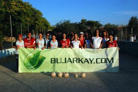 Liga-Nacional-Bolo-Andaluz-Equipos-femeninos VILA-REAL