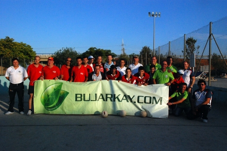 Liga-Nacional-Bolo-Andaluz-Equipos-masculinos VILA-REAL