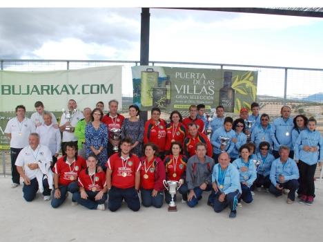 Medallistas-Nacional-Equipos-Bolo-Andaluz-2014 PEAL